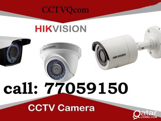 CCTV SUPPLY AND INSTALL - CALL: 77059150