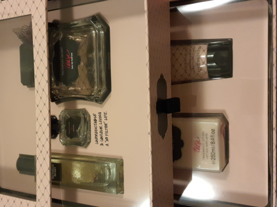 Victoria Secret perfume set