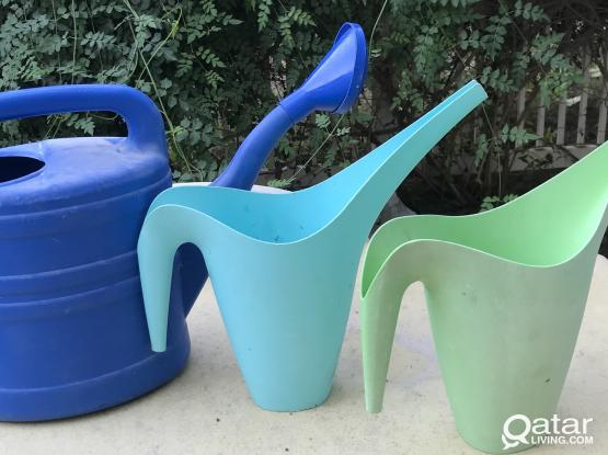 Watering containers