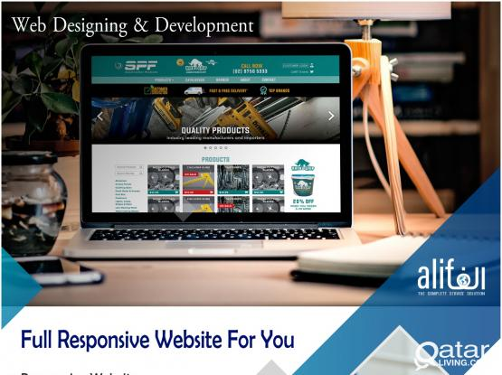 Call 33669920|5052 9911 Web Designing & Development