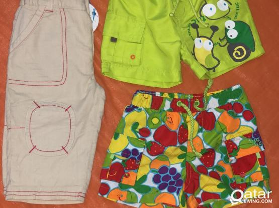 Branded (NEW) baby clothes 6 to 9 months