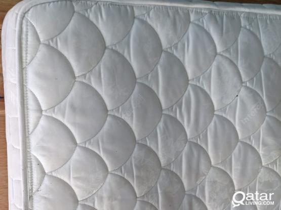 Spring mattress in good condition