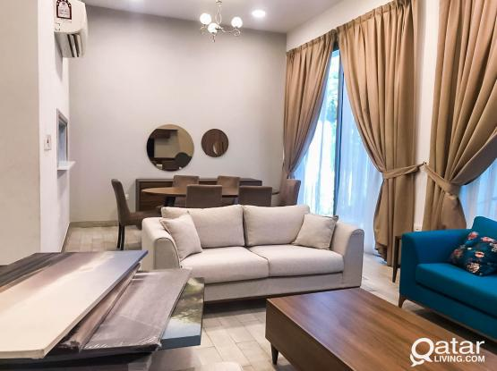 Furnished, 4 Bedroom Compound Villa in Muraikh