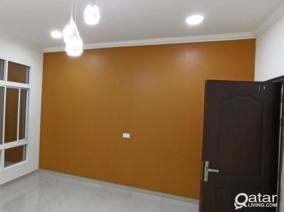 Spacious Studio (with a big kitchen) in a Brand New Villa (WITH LIFT)