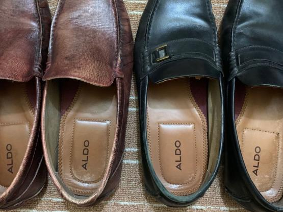 Carefully Used Aldo Shoes Size 42 For Sale