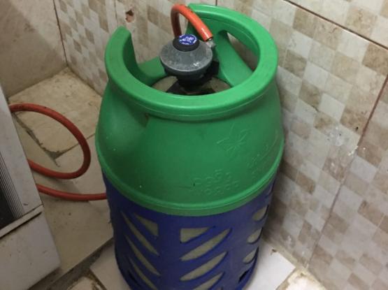 Gas cylinder- 250
