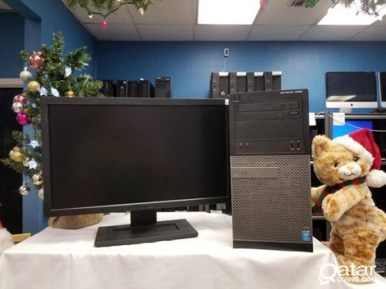 DELL Optiplex MT3020 full set for Sale
