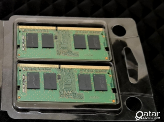 (2x8) 16 Gb Extremely Fast DDR4 3200 Mhz RAMs