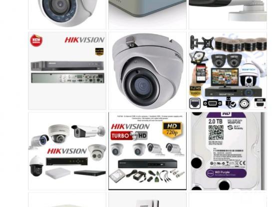 CCTV/Camera Installation & Sale. Please contact 77294159
