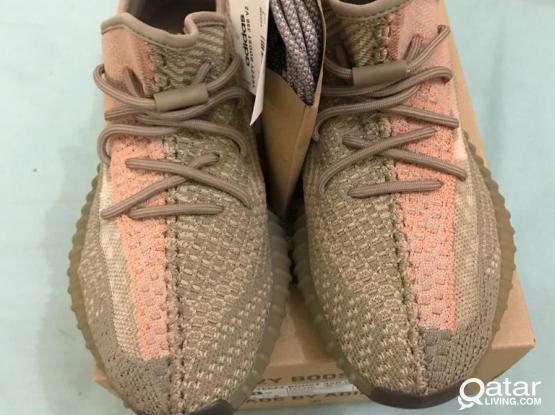 Yeezy Boost 350 V2 Sand Taupe Size US 8 ½