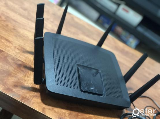 Linksys Wifi Router EA9500 Max-Stream AC5400