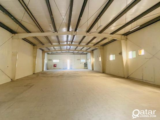 600sqm food Warehouse at Industrial Area