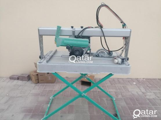Marble Cutting machine and more items