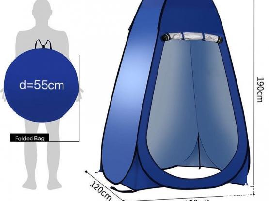 Portable Changing/Toilet/Shower Tent