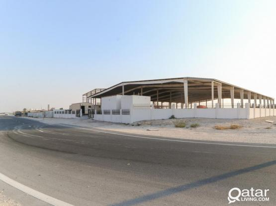 4000 Sqm Warehouse For Rent in Barkat Al Awamer