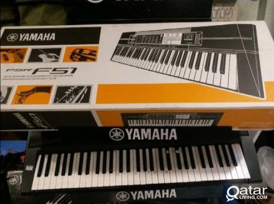 Urgently NEW YAMAHA F51