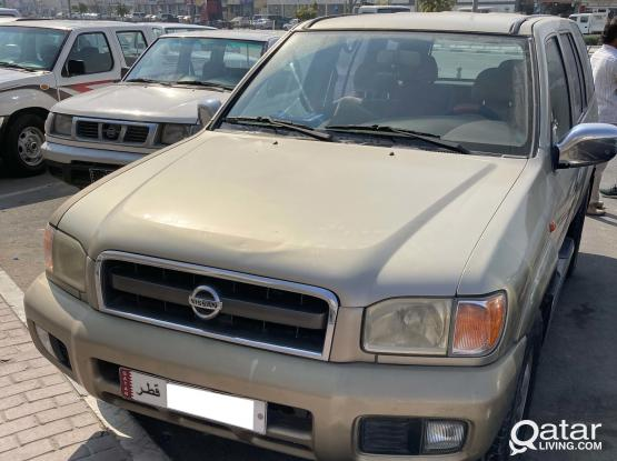 NISSAN PATHFINDER - 2005 MODEL for Urgent Sale
