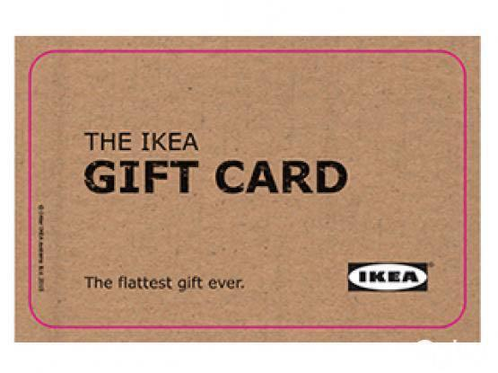 IKEA Gift Card For Sale 1000qr Worth