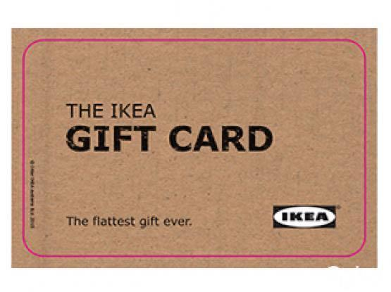 IKEA Gift Card Worth 1000qr For Sale