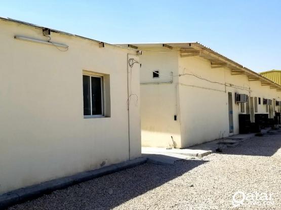LABOR CAMP AVAILABLE AT AL KHOR