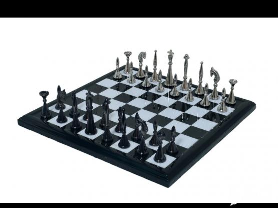Italian  Chess Modern antique