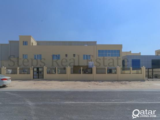 2000 Sqm  Warehouse  for rent in Barkat Al Awmar