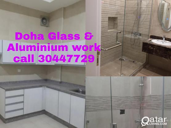 Doha glass works call 3044 7729