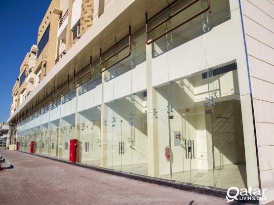 Amazing New shops in Alwakrah! starting from 15K!!