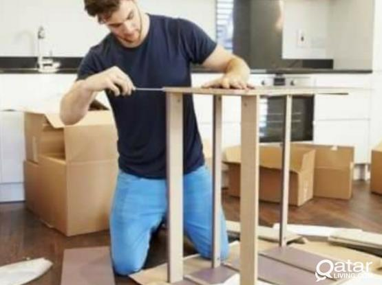 Best price Ali Moving & shifting Co. All kinds of House, office,villa,Hotel, showroom , Moving & Shifting, Carpenter any Furniture item Work Call & WhatsApp Me:-974-33421717. Our services available 24/7 hold of Qatar .Buying house hold used furniture item