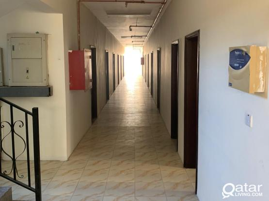 42 ROOM'S LABOUR CAMP AVAILABLE