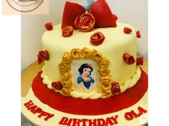 Customized Cakes With Reasonable Budget