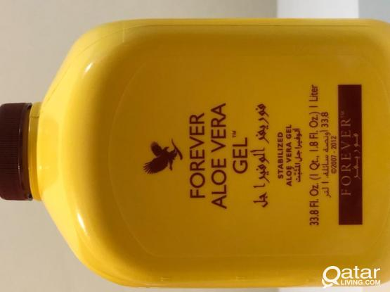 Aloevera Gel, Foreverliving, عصير صبار الوفيرا