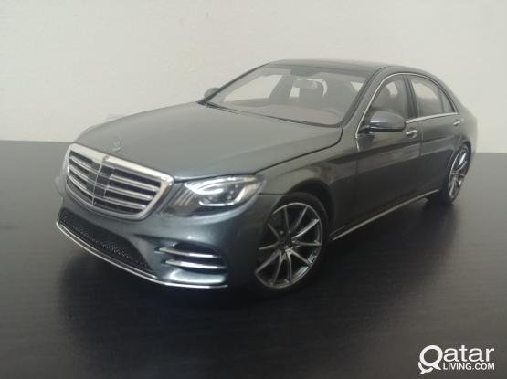 1:18 2028 MB S class model car