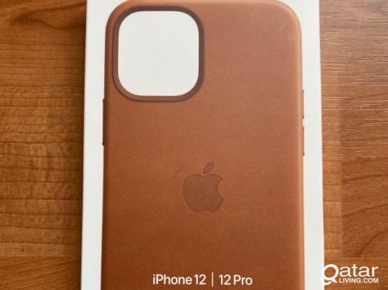Apple iPhone 12/12Pro  Leather Case