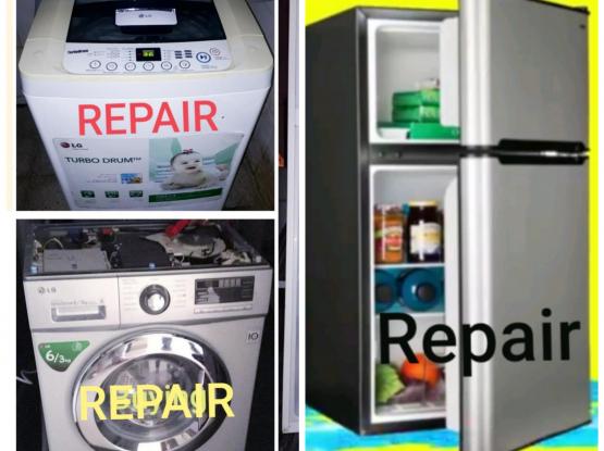 Washing maching & Fridge repair, service