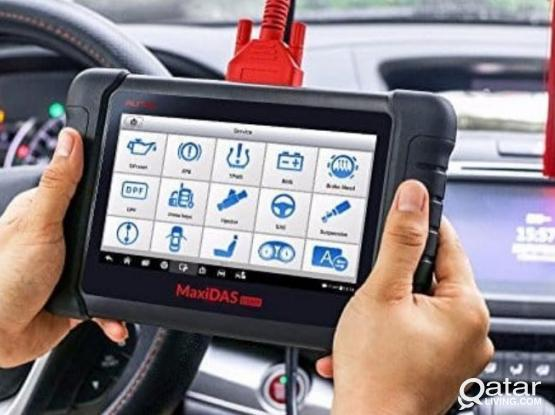 Car Scan and Diagnostic service