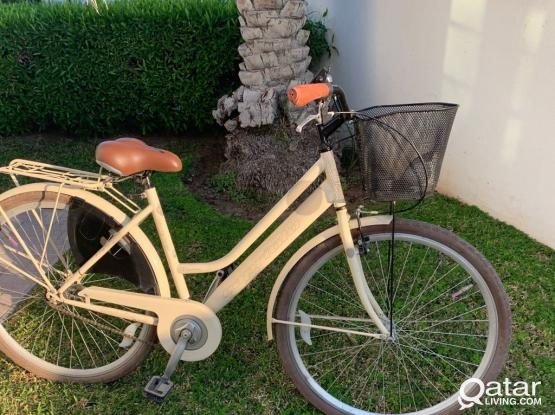 New Lady's Bicycle For Sale
