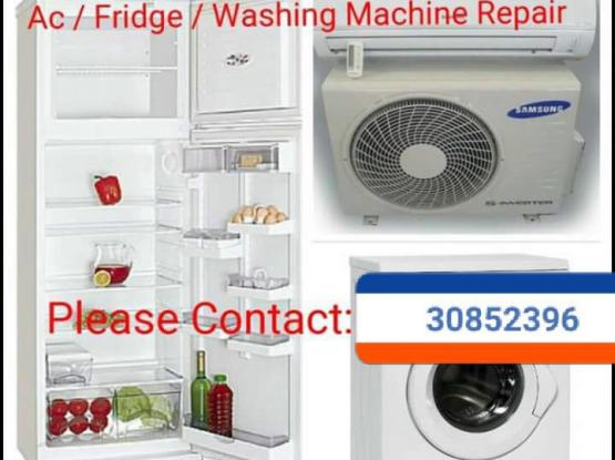 A C FRIDGE WASHING MACHINE REPAIR-30852396