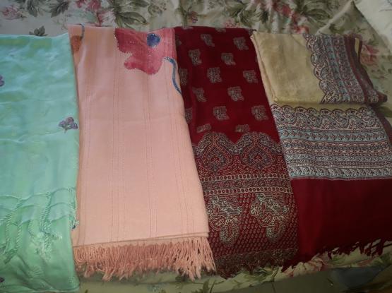 New Ladies winter shawl