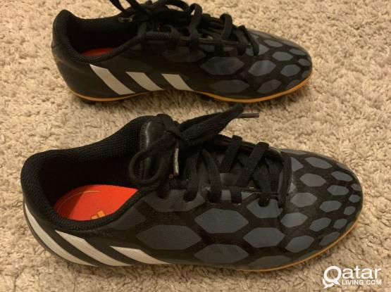 Adidas Football Boots Size Uk2,Us2,5, European 34