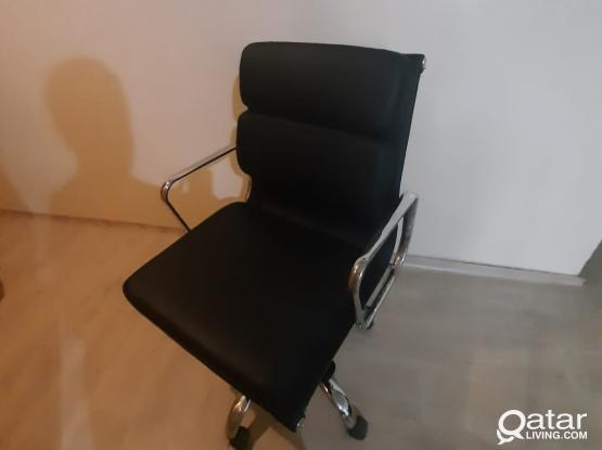 Black Office Chair Available
