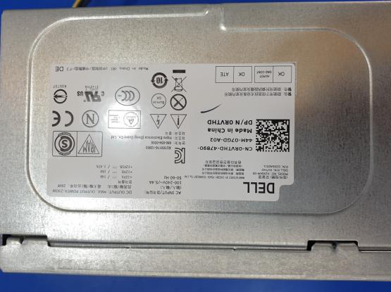 Dell 9020 Power Supply + Lenovo Pc Power Supply