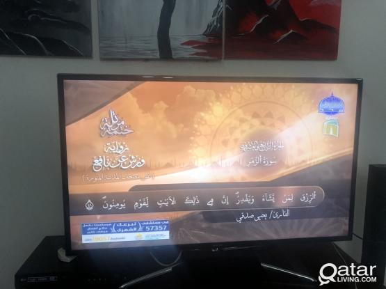 """TV smart-3D Samsung  46"""". Made in Malaysia"""