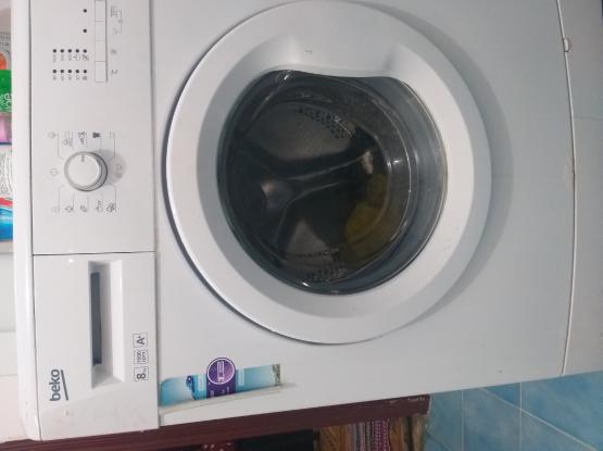 BEKO washing machine  capicity 8kg good condition