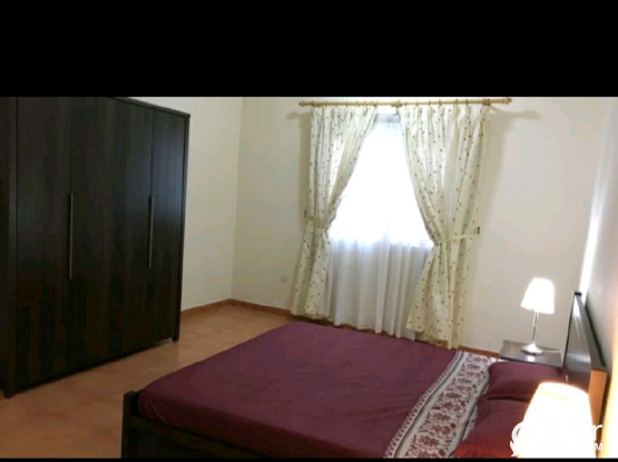 Sharing flat in 2 BHK apartment for 1 or 2 bachole
