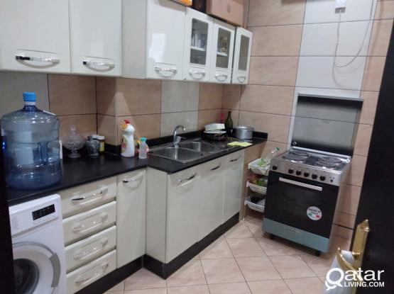1BHK A/C FULLY FURNISHED APARTMENTS