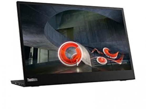 "Lenovo ThinkVision M14 14"" Full HD IPS Monitor"