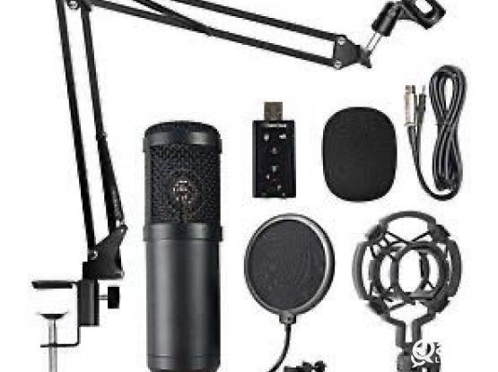 BM 800 Studio Mic With Full Kit