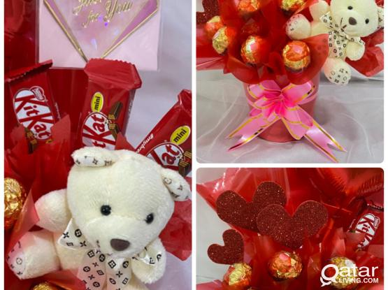 VALENTINE'S DAY GIFTS – Reserve as early as now