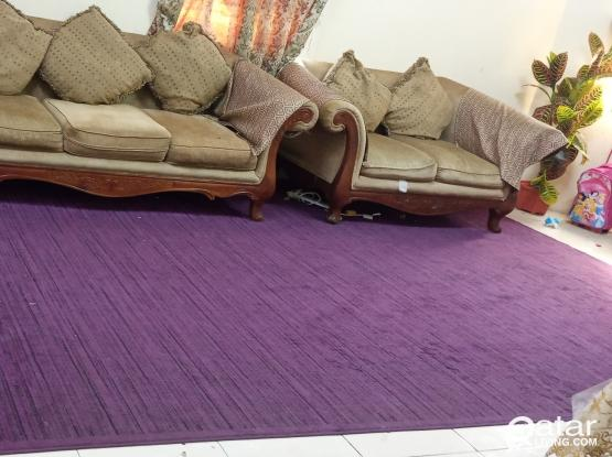 sofa 3 seater and 2 seater for sale, very good condition.